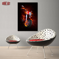 Free Shipping 1 Piece Hot Sell Motorcycle Modern Home Wall Decor Canvas Art HD Print Painting