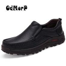 Plus Größe Männer Schuhe Schwarz Leder Wohnungen Weiche Geschäftsmann schuh Beleg Auf Müßiggängern Formale Schuhe Männer Oxford Kleid Schuhe braun
