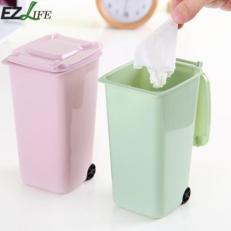 Garbage Bucket Colorful Trash Can and High quality Recycling Mini