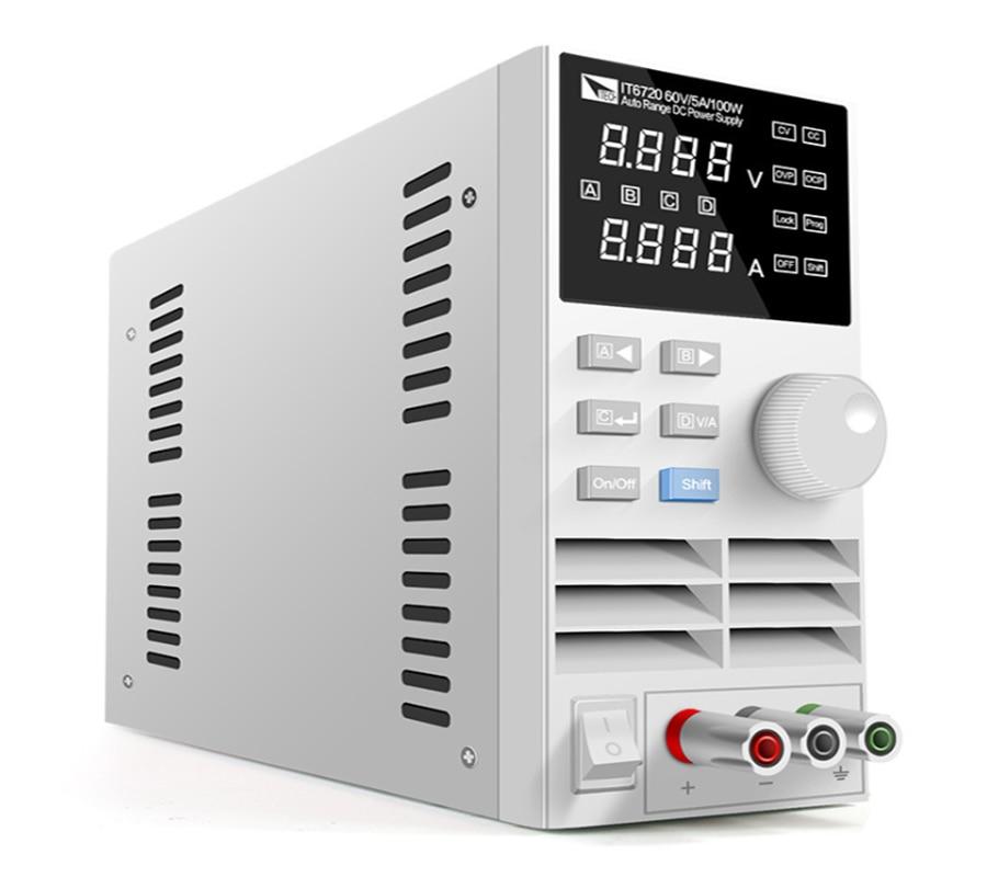 ITECH IT6720 Programmable DC alimentation 60 V 5A 100 W contrôle numérique