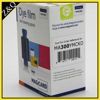 Magicard ma300 ymcko cor fita para uso com magicard pronto impressora  rio pro printrer e enduro impressora