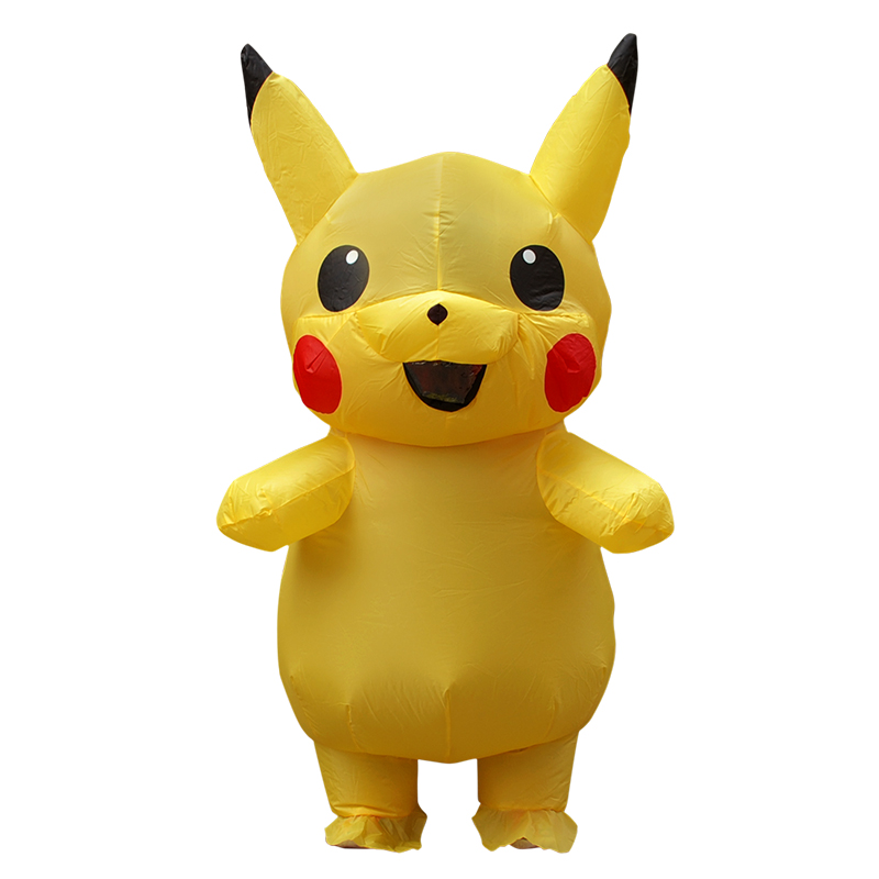 Pikachu Halloween Costume Kids