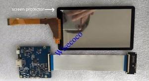 Image 4 - 5.5นิ้ว2Kหน้าจอLCD LS055R1SX04 HDMI To MIPI Controller Board SLA 3Dเครื่องพิมพ์แก้วProtectorถอดออกได้backlight