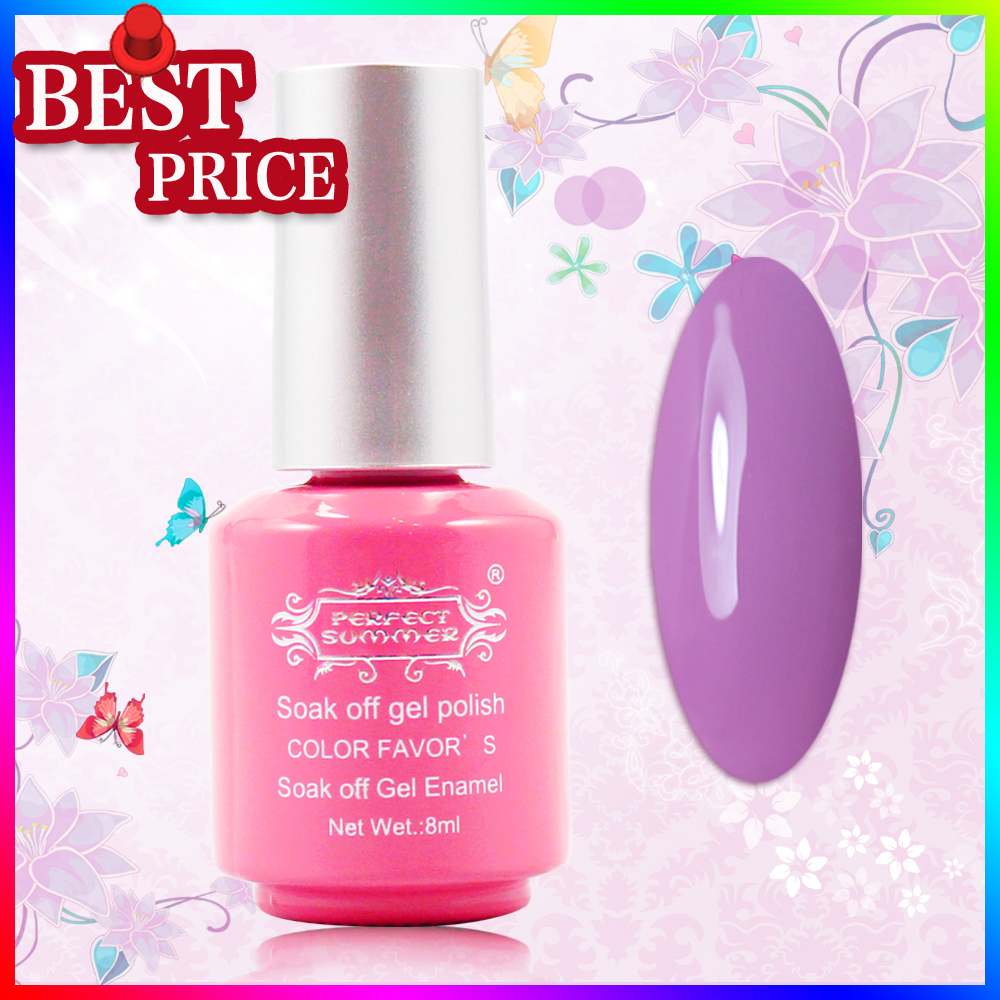 free shipping soak off uv gel nail polish 8ml (1ba...