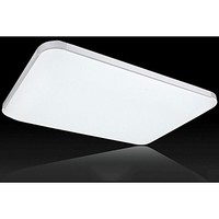 Square LED 32W Flush Mounte LED Light Modern White Acrylic With Light Free Shipping