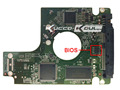 HDD PCB logic board 2060-771820-000 REV A for WD 2.5 SATA hard drive repair data recovery