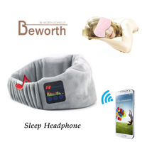Bluetooth Sleep Headphones Stereo 2.4GHz Wireless Sleeping Headband Headset For Listenting Music Answering Phone Also Eye Mask
