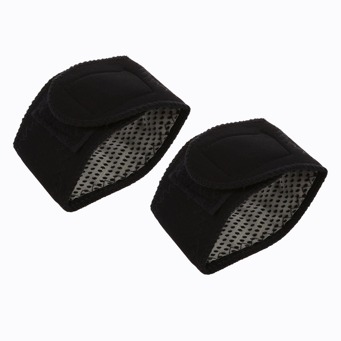 2x Tourmaline Self Heating Wrist Brace Support Strap Mangnetic Far Infrared Ray