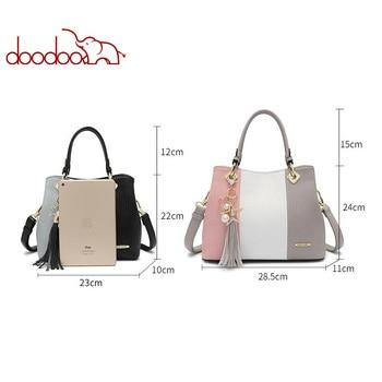 DOODOO Tote Handbag 5