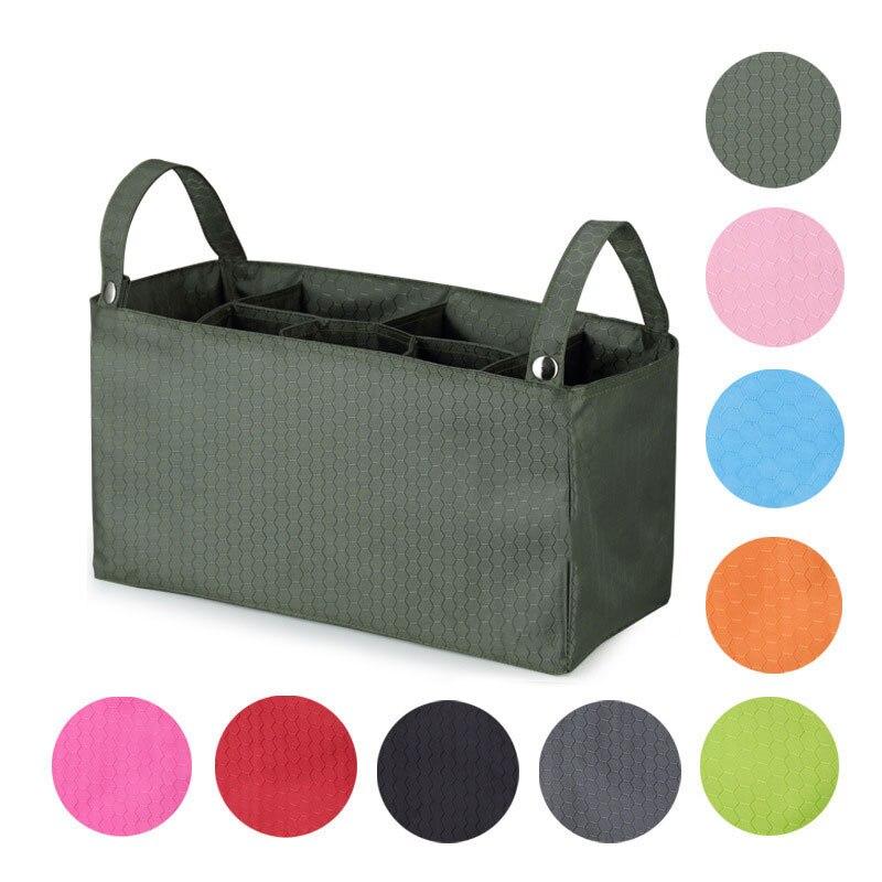 Hanimom Bag-Straps Stroller Mummy-Bag Waterproof Diaper-Bag Fashion Liner for Compartment