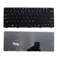 English Standard Laptop Replacements Keyboard Fit For Acer Aspire One 521 522 533 532 D255 D255E