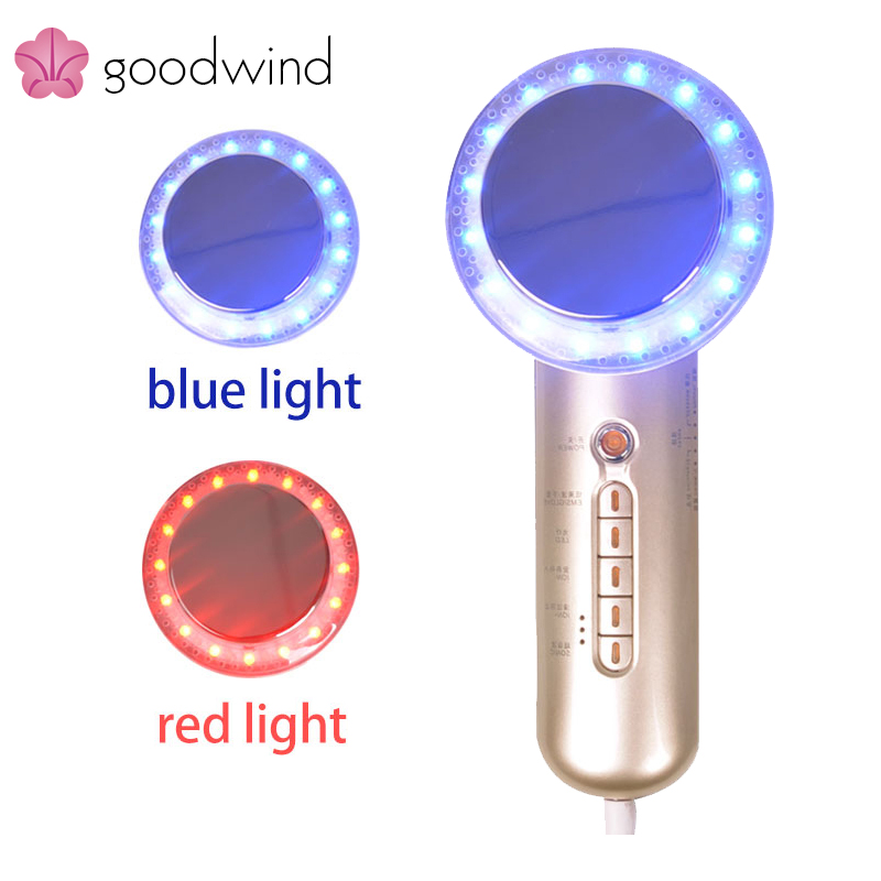 La goodwind CM-8 массажный аппарат для светолечения, домашний аппарат для послеродового восстановления и похудения, EMS, точечный массаж, ультразву...