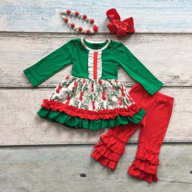 Aliexpress Com Buy Clearance Sale Girls Christmas Clothing
