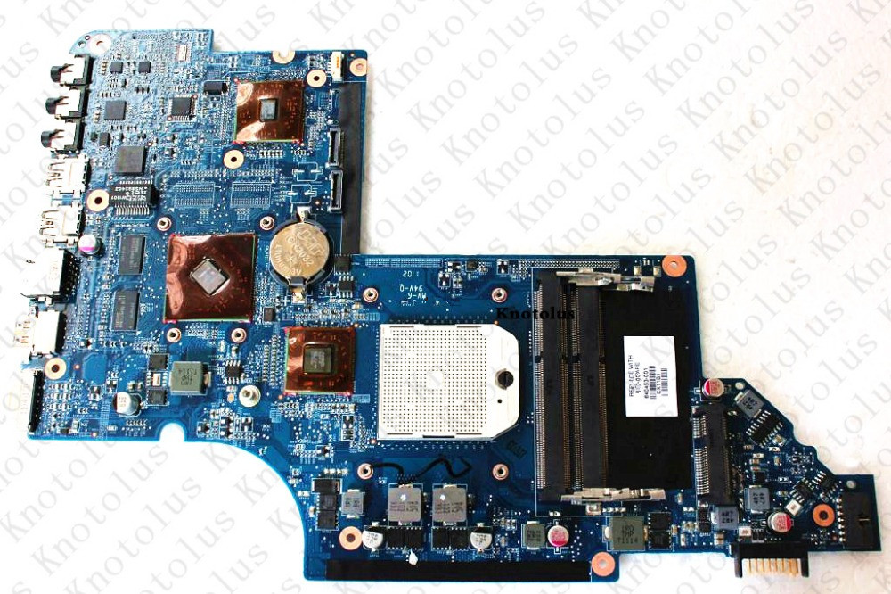 665280-001 for hp dv6 dv6-6000 laptop motherboard ddr3 Free Shipping 100% test ok 665280 001 free shipping for hp pavilion dv6 dv6 6000 laptop motherboard hd6490 512m 100