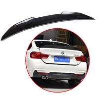 Высокое качество карбоновый спойлер для BMW 4 серии F36 Grand Coupe Двери Седан F36 на 2014 карбоновый спойлер дизайн psm заднее крыло