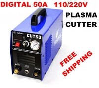 Free Shipping New 50Amp Air Plasma Cutter DC Inverter 50A Cutting Factory Direct Sale With Pt31