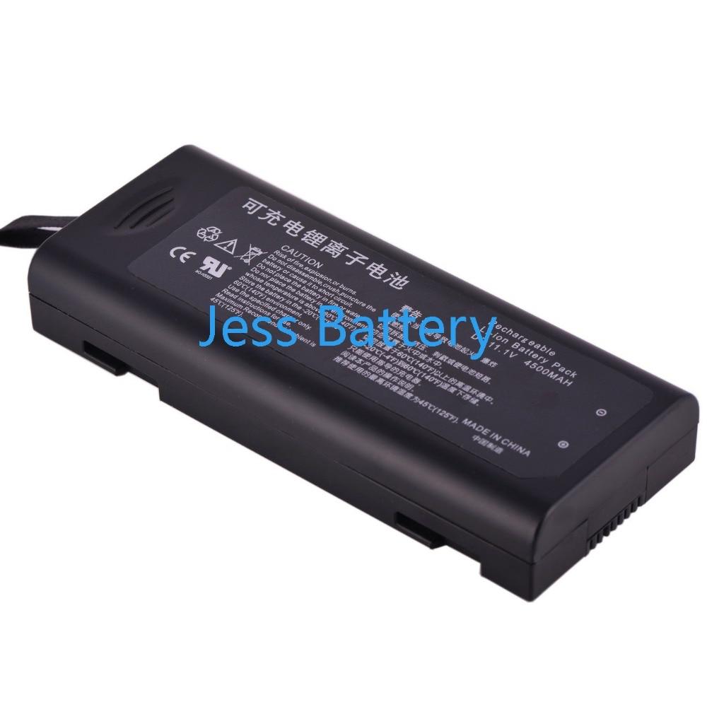 4500mAH new Vital Signs Monitor Battery for Mindray T5 T6 T8 LI23S002A 022-000008-00 M05-010002-6 115-018012-00 31XR19/65-24500mAH new Vital Signs Monitor Battery for Mindray T5 T6 T8 LI23S002A 022-000008-00 M05-010002-6 115-018012-00 31XR19/65-2