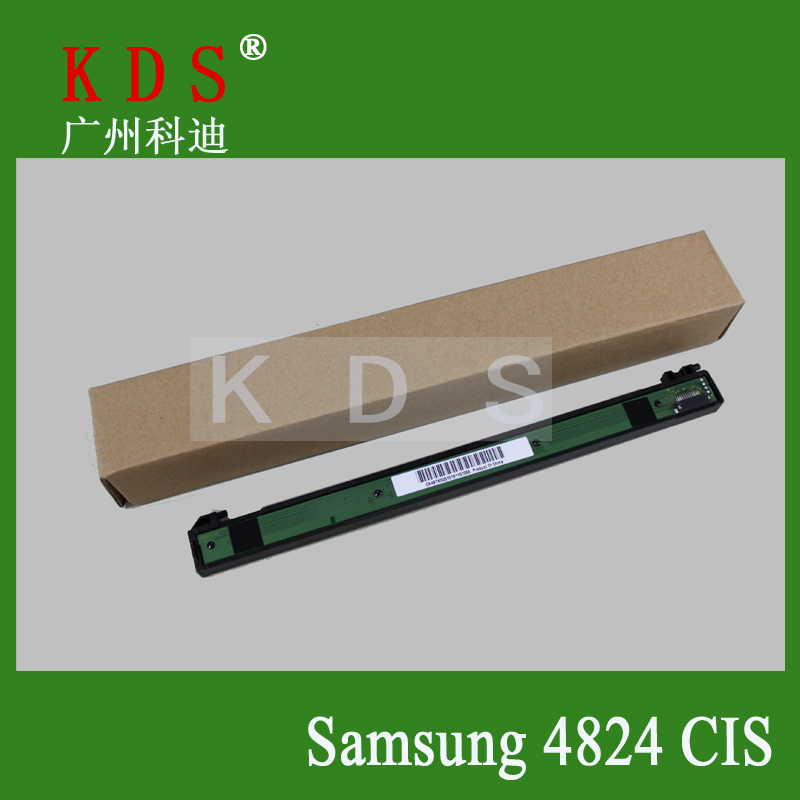 Free Shipping Black CIS Scanner for Samsung SCX-4824FN Spare Parts scanner for samsung 760 650 cis contact image sensors new printer spare part used in black free shipping
