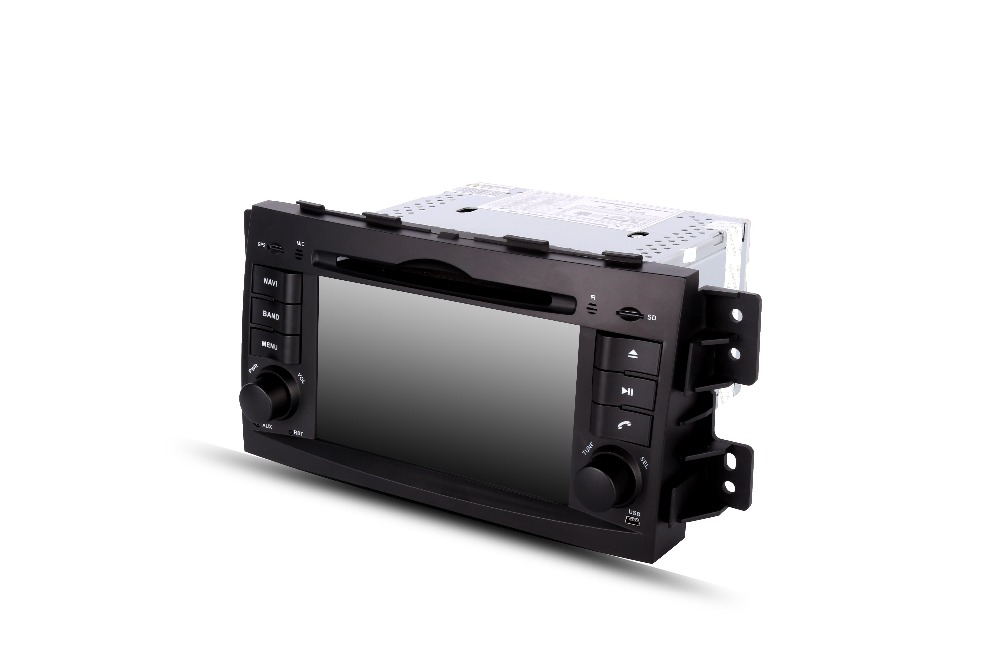 Perfect GIFTS ROM 16G Quad Core Android 7.1 Fit  KIA MOHAVE BORREGO 2008 -2017 CAR DVD PLAYER Multimedia Navigation DVD GPS STEREO RADIO 2