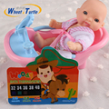 Hot Sale 2016 Cute Cartoon LCD Bath Tub Baby Thermometer Water Temperature Tester Infant Temperature Toy Kids Temperature