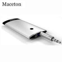 Maceton Sans Fil Bluetooth Récepteur 4.1 Voiture Audio 3.5mm Musique Bluetooth Adaptateur APT-X Casque De Voiture Bluetooth Audio Adaptateur