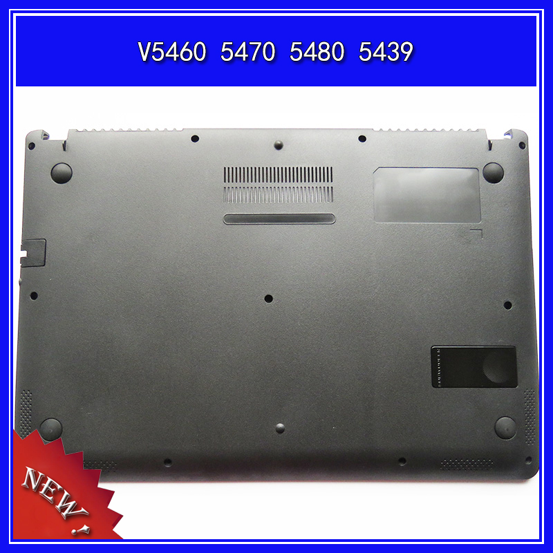 Laptop Bottom base cover Lower cover For DELL Vostro V5460 5470 5480 5439 D shell image
