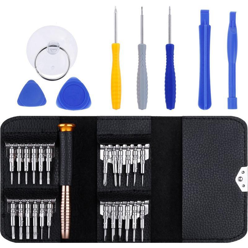 4 pc mobile téléphone réparer tournevis set-t5 T7 T8 /& U torx home travail école