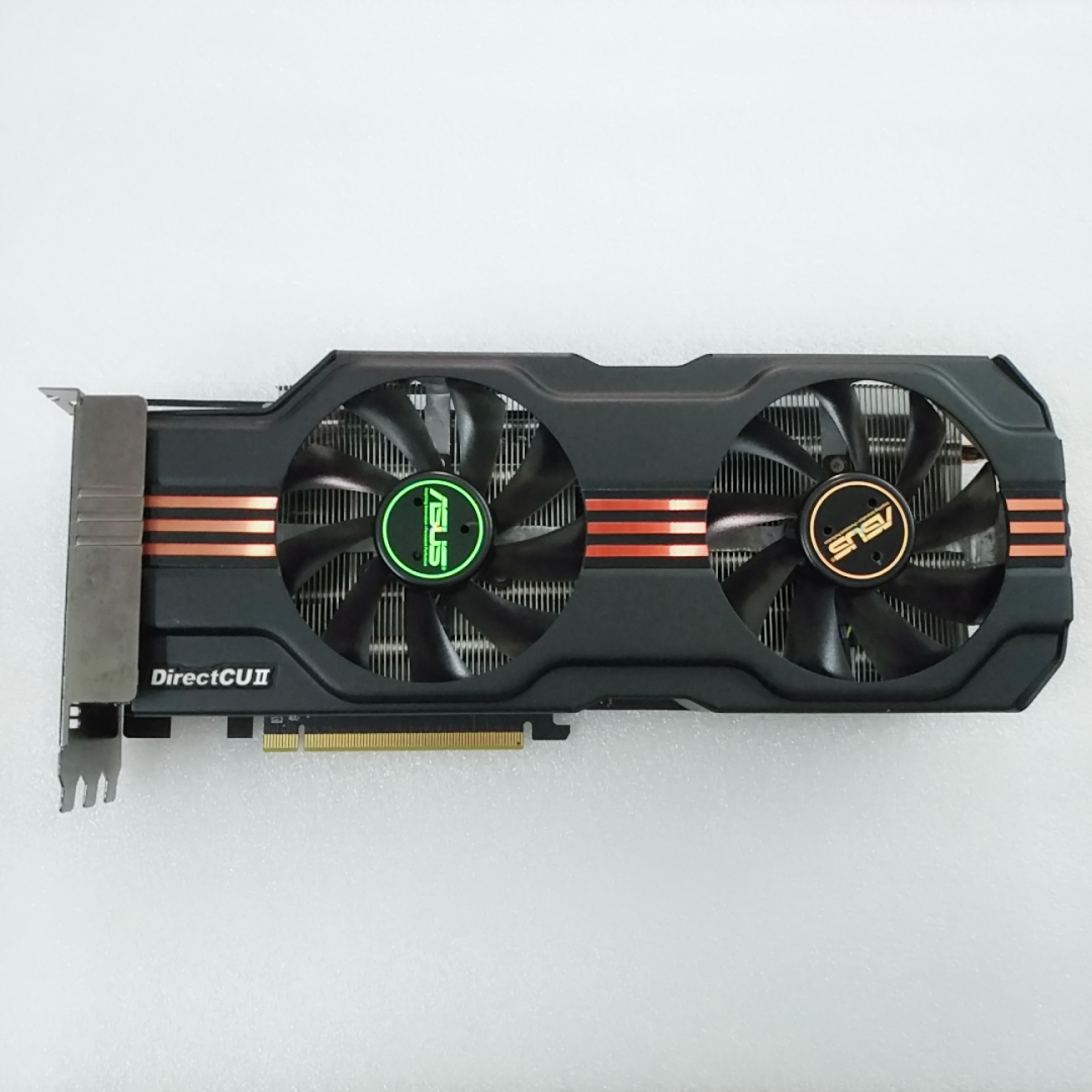 Asus EAH6970 DirectCU II 2G Memory DDR5 6 Screen Graphics Card EAH6970 DCII / 2DI4S / 2GD5