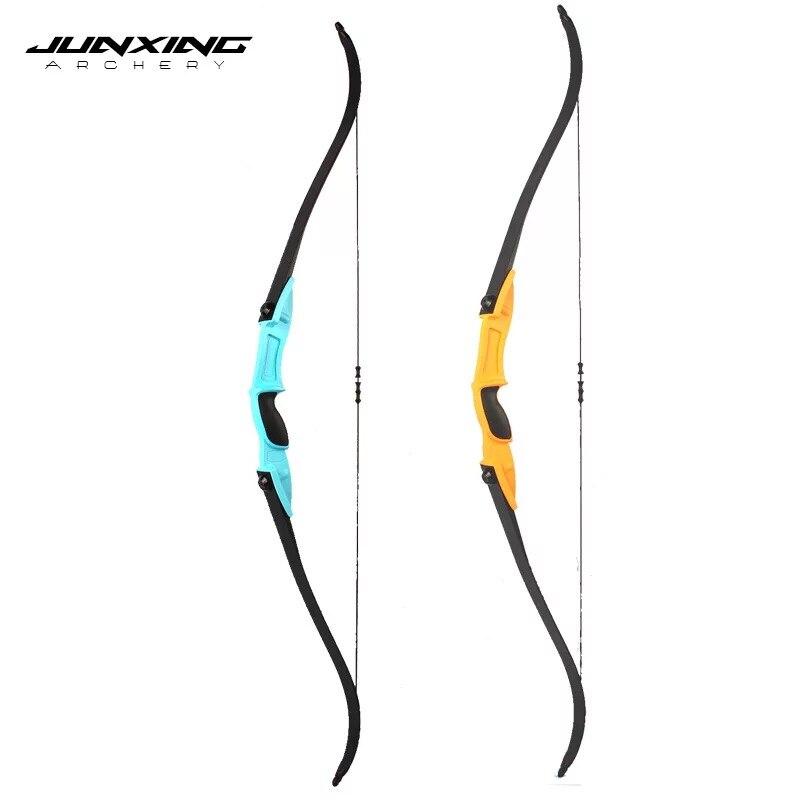 Image 2 - F117cs 오른쪽/왼손 미국 사냥 활 60 인치 15 인치 다채로운 라이저 전통 활 야외 사냥-에서다트부터 스포츠 & 엔터테인먼트 의