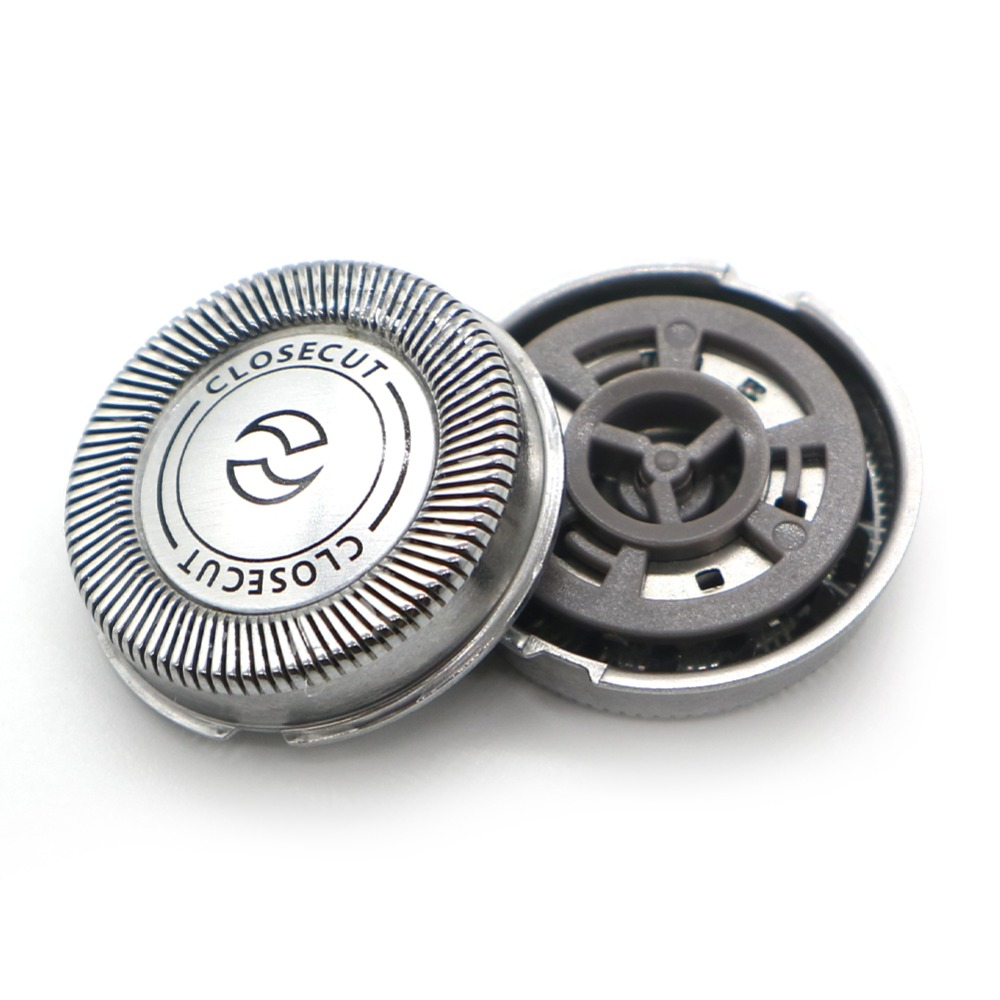 100pcs Replacement Shaver Head for philips HQ56 HQ55 HQ4 HQ3 Reflex Plus HQ6843 HQ300 HQ64 HQ916