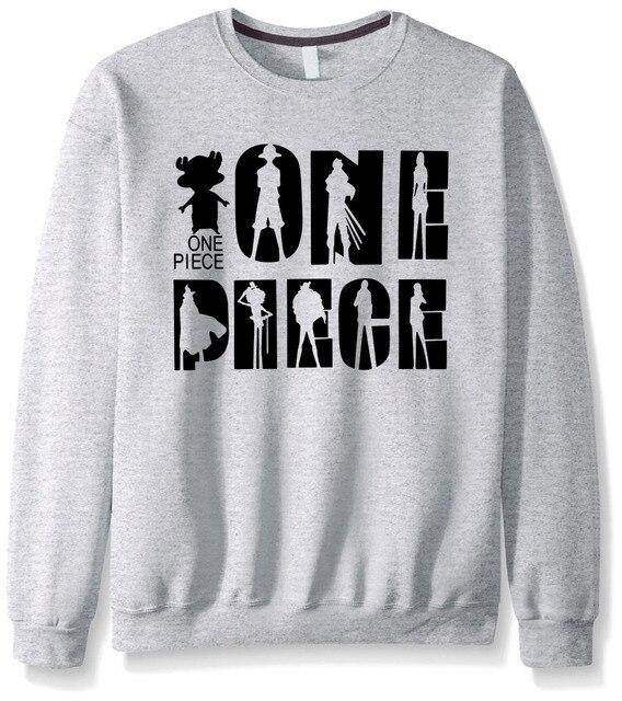 Anime One piece Sweatshirt Men Hoodie
