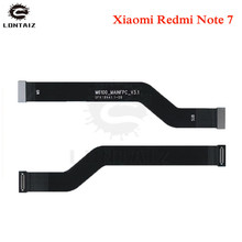 цены на for Xiaomi Redmi Note 7 Main Board Flex Cable Mainboard Motherboard Connect LCD Ribbon Flex Cable Replacement Repair Parts  в интернет-магазинах