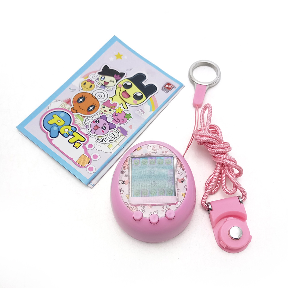 Hot !  for Tamagotchi Cartoon Electronic Pet Game Handheld game machine game Console Virtual Pet Kids Toy Gift 1
