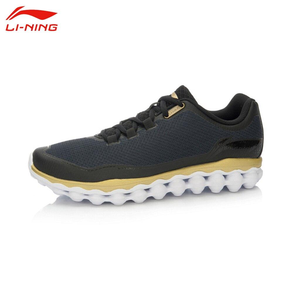 Ligeros Zapatos Corrientes de Li Ning Li-ning Hombres Comodidad Transpirable Zap