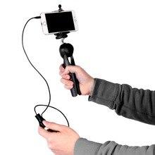Пульт дистанционного спуска затвора Камера удаленного Управление; Шнур автоспуска-Bluetooth провода Управление телефон Управление линии для iPhone 8 7