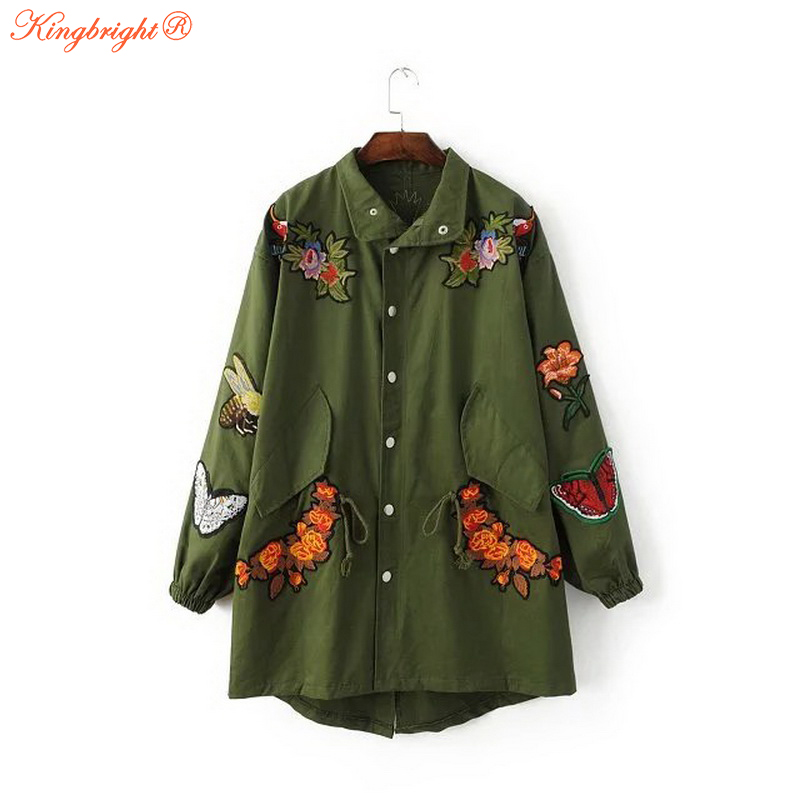 Online Buy Wholesale bright green coat from China bright green