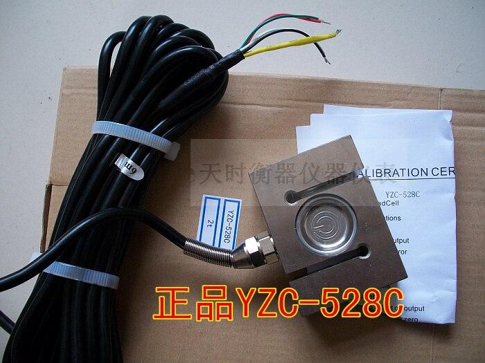 Capteur de traction gratuit de Type YZC-528C/S/capteur de pression de traction 2 t/3 t/capteur de pesage