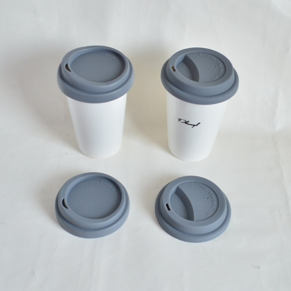 ef50a2f5d12 US $4.0 |silicone cover lids (without mugs) for mugs Ceramic cup Seal  cover,silicone Reusable cup lids bamboo coffee mugs lids wholesale-in Water  ...