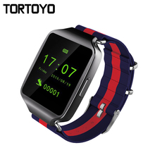 TORTOYO L1 Smart Watch Bluetooth Smartwatch Pedometer Sports Weather Forecast Wristwatch Push Message for iOS Android PK U8 A1
