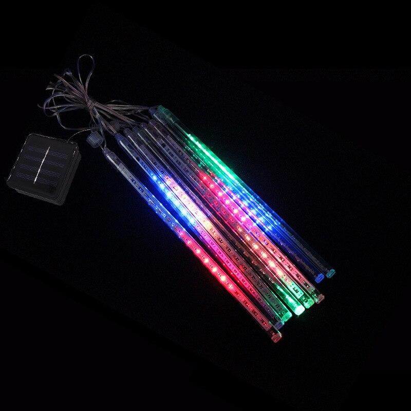 ar livre luzes fadas natal arvore casa 03