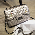 Channel Bag 2017 New Trend Buckle Badge Luxury Brand Woman Small Bag With Chain Strap  Shoulder Crossbody Bags c*c Handbags