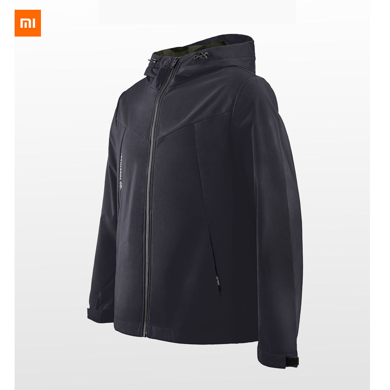 Xiaomi Mijia Youpin 90 point Easy to store light jacket Light and versatile jacket 3 colors