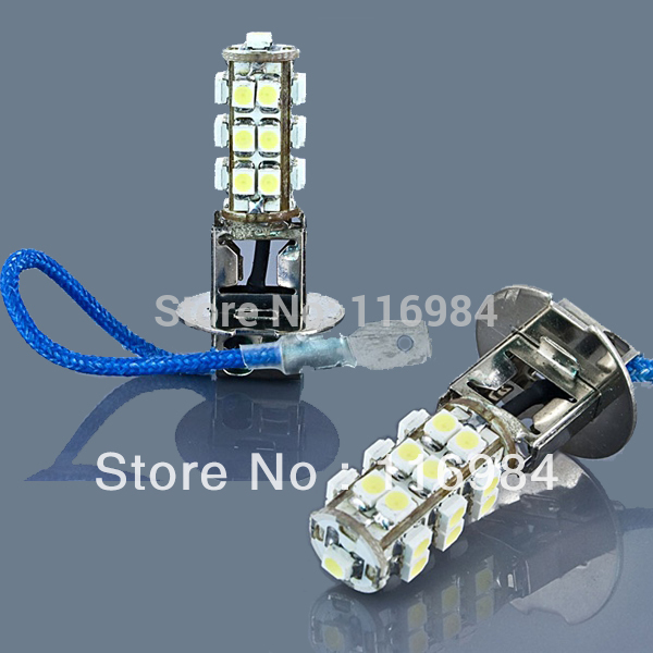 1pcs H3 25 LED Car Lamps SMD 2835 1210 Auto Tail Brake Headlight Fog Turn Signal Wedge light Replace HID Xenon Reverse Bulbs rockeybright d2s led headlight car 7600lm fog light kit r4 led lamp xenon d2c led bulb d2s d2r auto motorcycle car led headlight