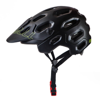 CE Certification Cycling Helmet Road Mountain MTB DownHill Integrally In Mold Bike Bicycle Helmet 56 62cm