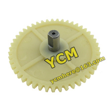 Oil Pump Gear 47 Teeth New Type GY6 50 80cc Scooter Engine Spare Parts Moped Wholesale