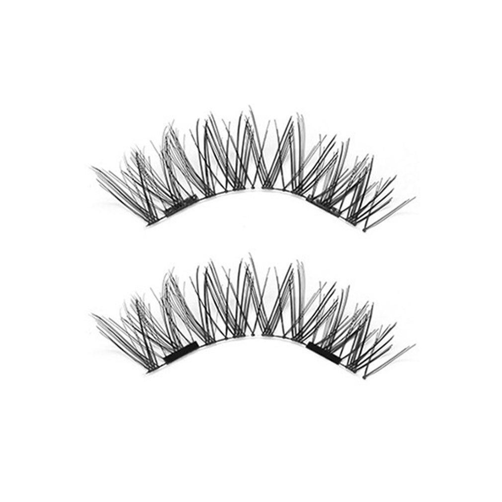 False Eyelashes Thick Natural Handmade Full Strip Lashes Style False Eyelashes for Gilr Beauty - 2