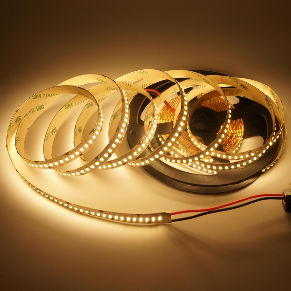 Tiras de Led conduzida luz fita fita frete Modelo do Chip Led : Smd3014