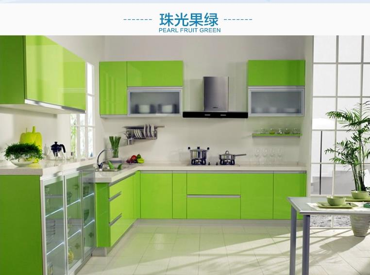 for Best brand of paint for kitchen cabinets with custom gold foil stickers