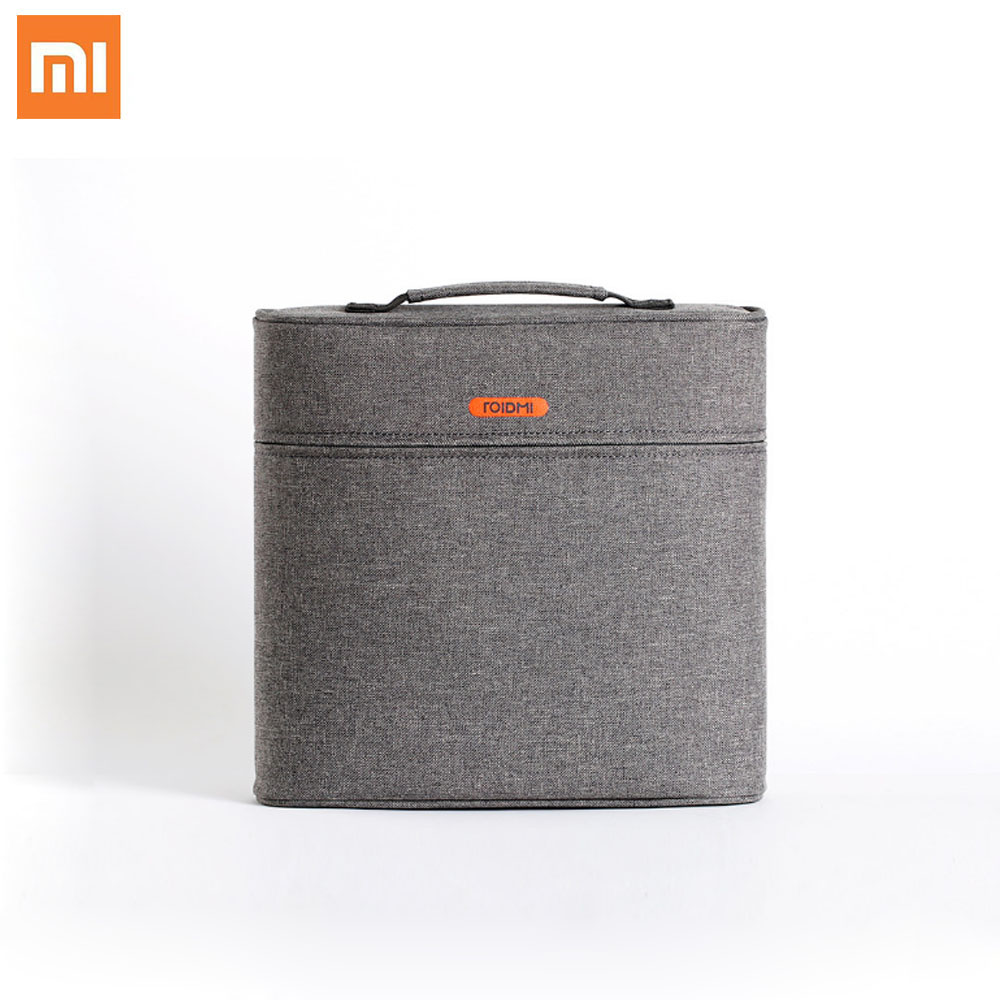 Xiaomi ROIDMI Handheld Wireless Vacuum Cleaner F8 Accessory Storage Bag For F8 Accessories Storage Orangize Waterproof Dustproof(China)