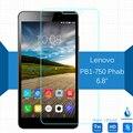 Для Lenovo PB1-750N PB1-750M Phab TD-LTE Двойное Закаленное Стекло-Экран Протектор 2.5 9 h Безопасности Защиты